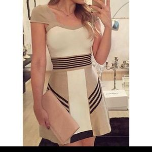 Dresses & Skirts - Khaki Colored Casual Dress